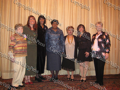 Ruth Newkirk, Shawn Dell Joyce, Felicia Hodges, Shirley Sutphin, Lillie Howard, Judy Battista and Judith Swaine.
