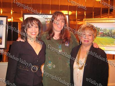Judy Battista, Shawn Dell Joyce and Lillie Howard