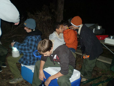 2008 Cooking Campout