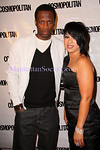 New York - October 14: Pras of the Fugees and Producer Lydia Harris attend Cosmopolitan's Bachelor of the Year awards at Mansion on Tuesday, October 14, 2008 in New York, NY.  (Photo: ©ManhattanSociety.com by Steve Mack).