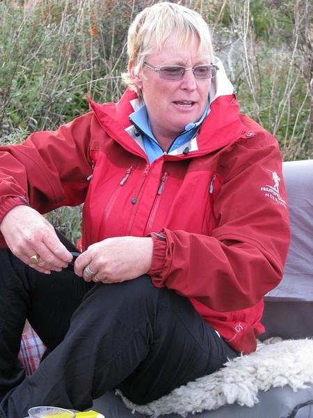 Anita ledare