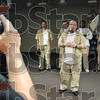 """Shakespeare: Wabash Valley Correctional Facility inmate Larry Newton (center) and other inmates perform before the video camera as they create an original adaptation of Shakespeare's """"Romeo and Juliette"""" Thursday afternoon."""