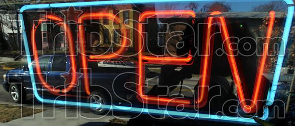 Open: Club Soda detail photo.