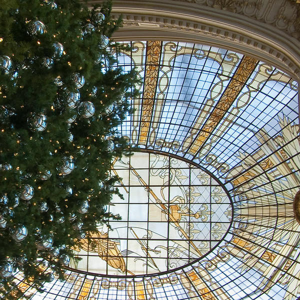 12-02-08 Neiman Marcus Tree & Ceiling