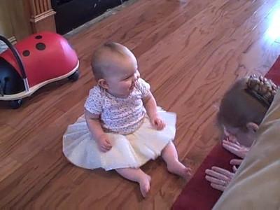 December 14, 2008 - Grandma gets Anna