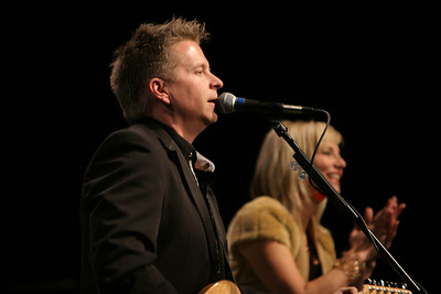 The annual Carl Cartee Salvation Army Benefits Concert, 2008.