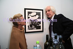 NEW YORK - OCTOBER 20:  Ellen Komesarook and Douglas Kirkland attend the Douglas Kirkland Photography Exhibition at The Westwood Gallery in New York City.  (Photo by Steve Mack/ManhattanSociety) *** Local Caption *** Ellen Komesarook; Douglas Kirkland