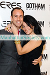 NEW YORK-OCTOBER 29: Mark Langrish, Emma Snowdon-Jones attend Gotham Magazine Celebration of The 2009 Eres Swimwear and Lingerie Collection at SICIS-The Art Factory, 470 Broome Street, New York City, NY on Wednesday, October 29, 2008 (Photo Credit: Gregory Partanio/ManhattanSociety.com)