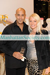 NEW YORK-OCTOBER 29: David Belafonte, Malena Belafonte attend Gotham Magazine Celebration of The 2009 Eres Swimwear and Lingerie Collection at SICIS-The Art Factory, 470 Broome Street, New York City, NY on Wednesday, October 29, 2008 (Photo Credit: Gregory Partanio/ManhattanSociety.com)