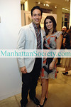 """NEW YORK-SEPT 15: Guests attend ERIC VILLENCY & MATTHEW MODINE Celebrate """"Bicycle For A Day"""" with Villency Pure Design at Maurice Villency Showroom, 200 East 57th Street, New York, NY. Monday, September 15, 2008 (PHOTO CREDIT: Copyright © 2008 Manhattan Society.com by Gregory Partanio  tel:718.614.7740   e-mail: PrinceGregory@manhattansociety.com)"""