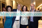 "NEW YORK-SEPT 15: Gloria Reuben, Matthew Modine, Tatiana Platt, Campion Platt attend ERIC VILLENCY & MATTHEW MODINE Celebrate ""Bicycle For A Day"" with Villency Pure Design at Maurice Villency Showroom, 200 East 57th Street, New York, NY. Monday, September 15, 2008 (PHOTO CREDIT: Copyright © 2008 Manhattan Society.com by Gregory Partanio