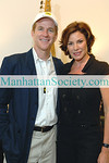 """NEW YORK-SEPT 15: Matthew Modine, Countess LuAnn deLesseps attend ERIC VILLENCY & MATTHEW MODINE Celebrate """"Bicycle For A Day"""" with Villency Pure Design at Maurice Villency Showroom, 200 East 57th Street, New York, NY. Monday, September 15, 2008 (PHOTO CREDIT: Copyright © 2008 Manhattan Society.com by Gregory Partanio  tel:718.614.7740   e-mail: PrinceGregory@manhattansociety.com)"""