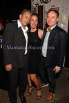 Campion Platt, Tatiana Platt & Christopher Mason