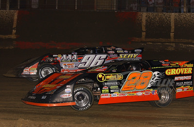 Eddie Carrier, Jr. and Terry English