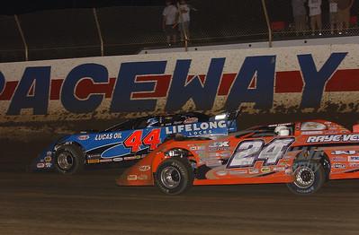 Rick Eckert and Earl Pearson, Jr.