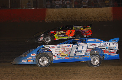 Steve Francis and Terry Casey