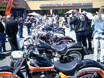 Eastside HD Bike Show