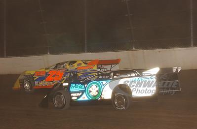 Scott Bloomquist and Shane Clanton