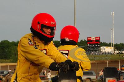 Eldora Speedway Safety Crew