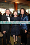 "NEW YORK--SEPTEMBER 24: Vin Cipolla, President and CEO, National Park Foundation, First Lady Laura Bush and Regan Kimberlin Gammon, Vice Chair, Board of Directors of National Park Foundation attend National Park Foundation's Annual Gala ""Expedition America! Honoring First Lady Laura Bush at Pier Sixty, Chelsea Piers, New York City on Wednesday, September 24, 2008 (Photo Credit: Christopher London/ManhattanSociety.com)"