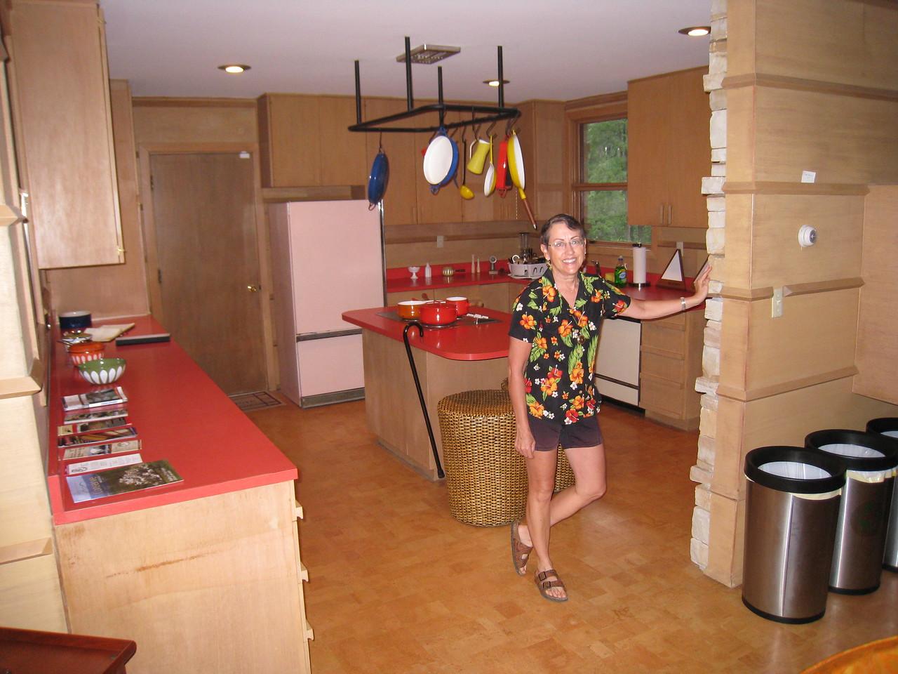 Duncan House kitchen