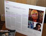 Mann About Town magazine featuring Gary Brent Hilsen
