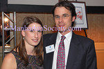 Sasha Nicholas and Steven Caputo attend Fountain Gallery's Seventh Annual Celebration of Life benefit, on November 10, 2008, at the Grand Hyatt New York 109 East 42nd Street <br /> (Photo Credit: Stuart Rinzler/ManhattanSociety.com)
