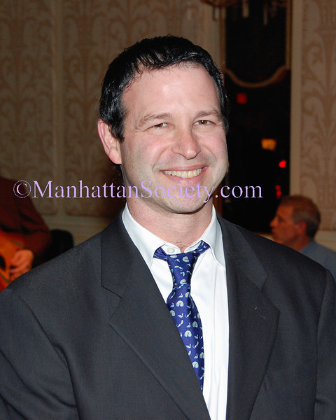 Andy Stenzler(Benefit Co-Chair), attends Fountain Gallery's Seventh Annual Celebration of Life benefit, on November 10, 2008, at the Grand Hyatt New York 109 East 42nd Street <br /> (Photo Credit: Stuart Rinzler/ManhattanSociety.com)