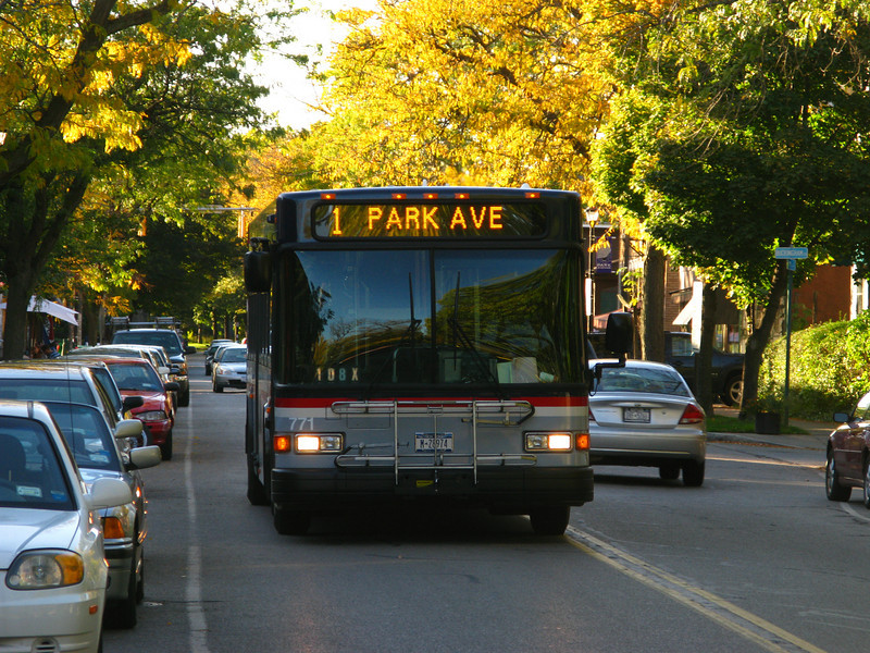 Rochester's Regional Transit Systems (RTS) Route 1 Park Ave Bus, where I got my start in the transit industry.
