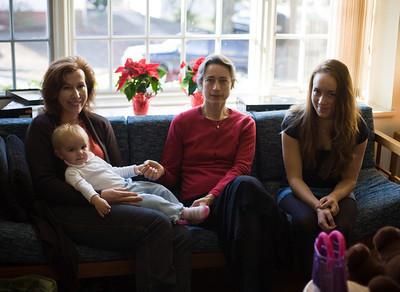 Family Visit, November 2008