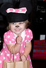 Gracie plays Minnie Mouse!