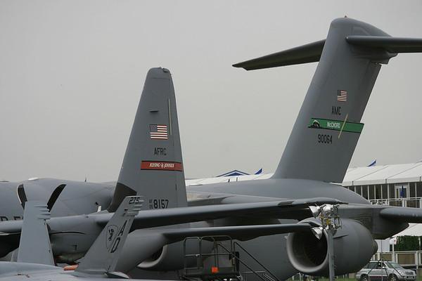 Farnborough Airshow : 17th July
