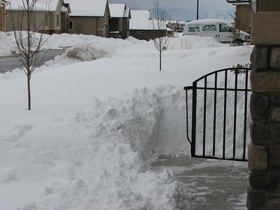 Major snow!