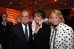 """NEW YORK-SEPTEMBER 18: Mayor Mike Bloomberg, Joan Collins, Liz Smith attend Fifth Annual """"Fete de Swifty"""" to benefit The Family Justice Center Initiative of The Mayor's Fund to Advance New York City on East 73rd Street, Upper East Side of Manhattan, New York City on Thursday, September 18, 2008 (Photo Credit: Christopher London/ManhattanSociety.com)"""