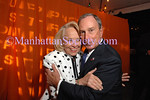 """NEW YORK-SEPTEMBER 18: Liz Smith & Mayor Michael Bloomberg attend Fifth Annual """"Fete de Swifty"""" to benefit The Family Justice Center Initiative of The Mayor's Fund to Advance New York City on East 73rd Street, Upper East Side of Manhattan, New York City on Thursday, September 18, 2008 (Photo Credit: Christopher London/ManhattanSociety.com)"""