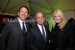 """NEW YORK-SEPTEMBER 18: Joe Versace, Mayor Mike Bloomberg, Chris Taylor attend Fifth Annual """"Fete de Swifty"""" to benefit The Family Justice Center Initiative of The Mayor's Fund to Advance New York City on East 73rd Street, Upper East Side of Manhattan, New York City on Thursday, September 18, 2008 (Photo Credit: Christopher London/ManhattanSociety.com)"""