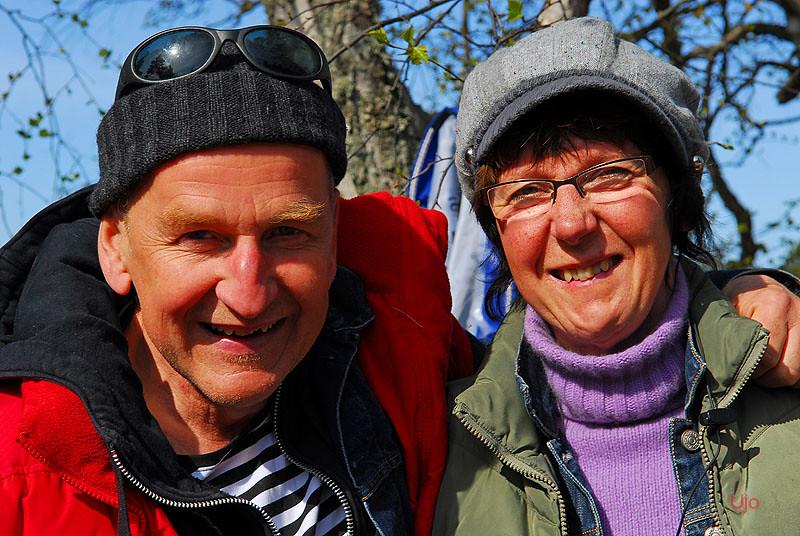 Ingemar Bergman & Liv Ullman eller 50% av Syster Pers orkester...