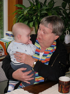 Aunt Judy empathizes with Charlie