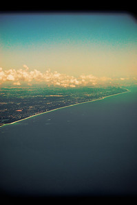 Coastline from the Air