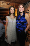 "Violetta Bitici of Macelleria and ""Suzy Sirloin"" of Strassburger Meats attend Food Network's New York City Wine and Food Festival Dinner at MACELLERIA with SUZY SIRLOIN on Thursday, October 9, 2008, MACELLERIA Restaurant, A Rustic Italian Steakhouse, 48 Gansevoort Street in the Meatpacking District, New York City, NY  (Photos by Gregory Partanio ©2008 ManhattanSociety.com)"