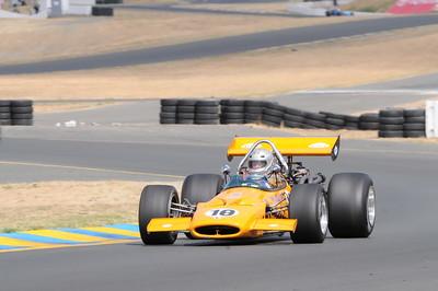 Formula 5000 40th Anniversary at Infineon