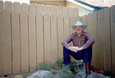Frank Clouse (Dave's Dad) Mar 18, 1931 - Jul 16, 2008