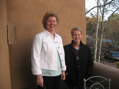 Franny's Trip to Santa Fe with Bonnie and Nancy 2008 April