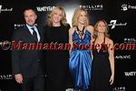 "Publisher and Vice President of ""Vanity Fair"" Edward Menicheschi, Amy Sacco, Mary Alice Stephenson & Liz Hopfan"