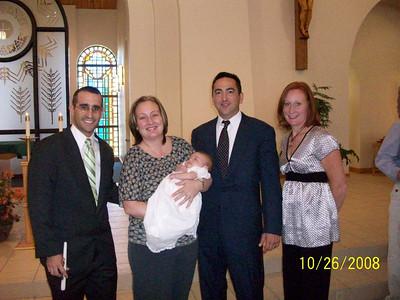 Gabriella's Baptism 10/26/08