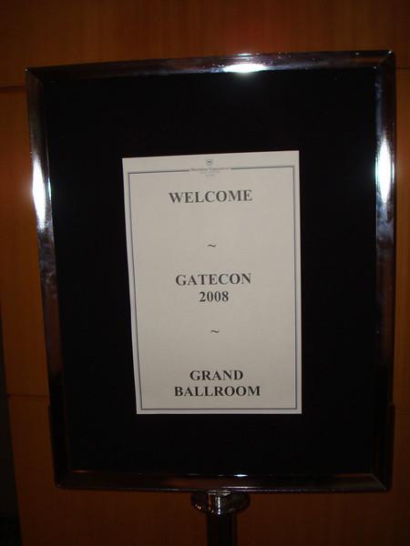 Gatecon Part 1