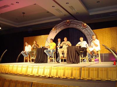 Garwin Sanford (Narim, Simon Wallis), Alex Zahara (a bunch of different Stargate characters), Dan Payne (Super Soldier, Wraith Warrior), Gary Jones (Sgt. Walter Davis/Harriman), Gary Chalk (Colonel Chekhov), Dean Haglund (one of the Lone Gunmen from X-Files), Dan Shea (Sergeant Siler and stunt guru)