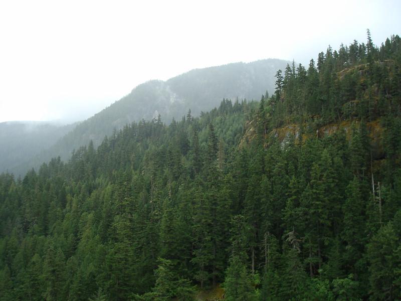 Somewhere past Whistler