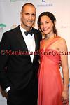 Photographer Nigel Barker and wife Model Cristen Chin