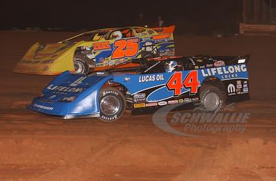 44 Earl Pearson Jr. & 25 Shane Clanton